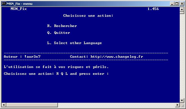 Msnfix : detectez et  enlever les virus de msn ! 1194210296-MSNFix