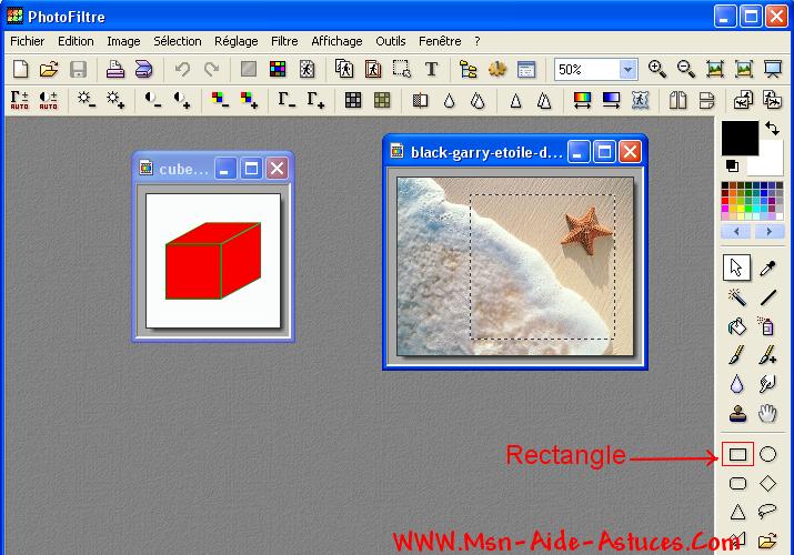 [Tuto PhotoFiltre] Photos sur cube 1175361589-cube6